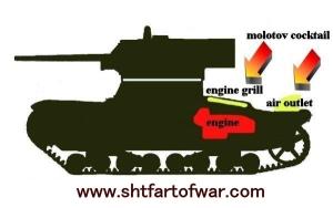 molotov tank